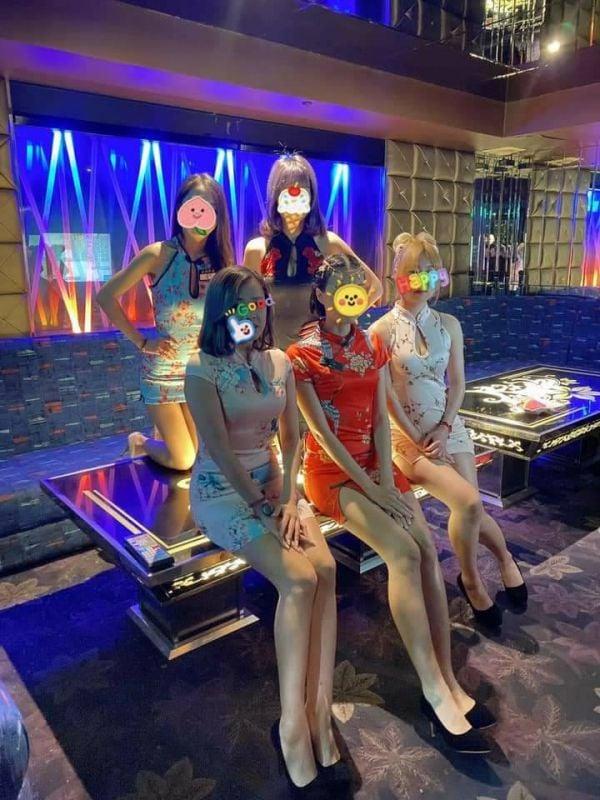 【君悅】2020超性感旗袍夜-【台北夜總會制禮便服酒店】【武小P】