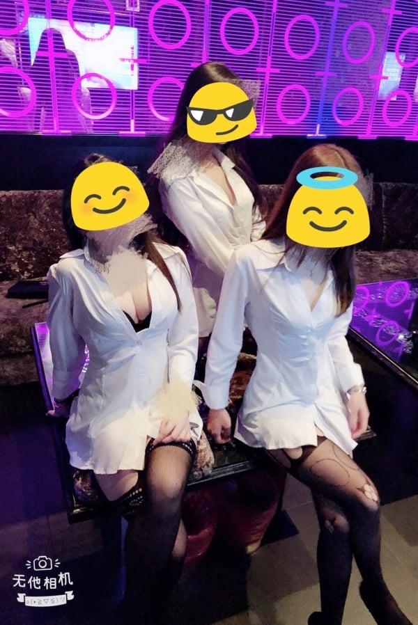 【巨亨】OL白襯衫+黑絲襪(現在是泊金)-【台北夜總會制禮便服酒店】【武小P】